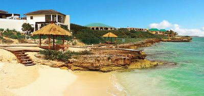 Photo for Villa Anani at Kamique  -  Ocean Front - Located in  Stunning Little Harbour with Private Pool