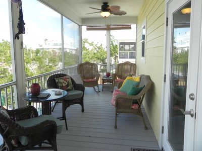 Photo for New Listing! Beautiful Canalfront Home with Private Fenced-in Pool!  Dates Open!