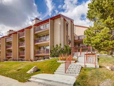 Photo for Great location in Copper Mountain!  Remodeled 2 bedroom next to the Super Bee Base Area.