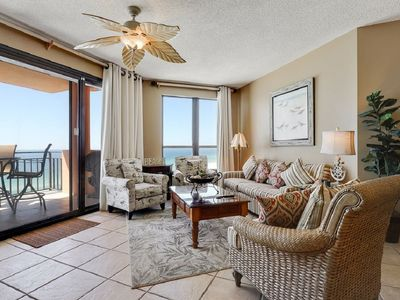 Photo for Seachase 903E - RELAX to Stunning Views from this Beautiful Beachfront Condo!