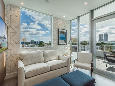 Photo for Luxury 2 bedroom apt in South Beach
