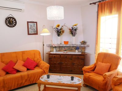Photo for Apartment in the center of Empuriabrava with Parking, Air conditioning, Garden, Terrace (88355)