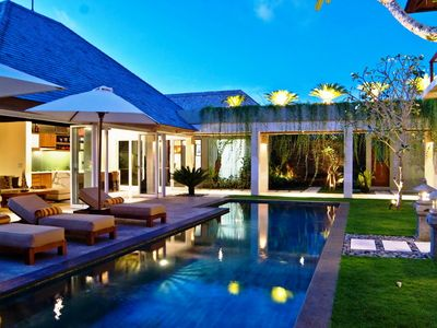 Photo for Luxury Private 5 Bedroom Villa, Near Seminyak