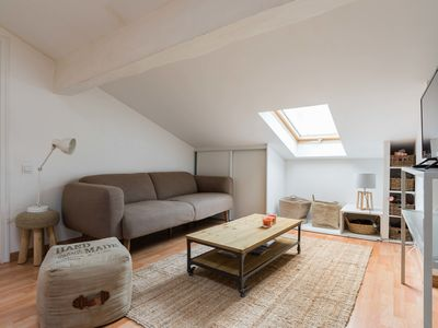 Photo for COSY 60 SQM FLAT - NEAR PLACE GAMBETTA