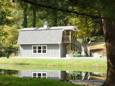 Gardeners Cottage on the Pond