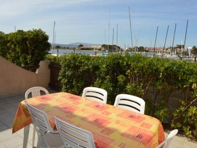 Photo for Villa Port Leucate, 3 bedrooms, 7 persons