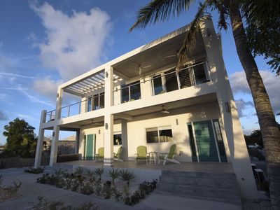 Photo for OCEANFRONT DRIFT VILLA -  Twin Suites - Palm & Turtle