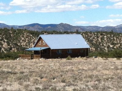 Photo for Mount Princeton Escape: Beautiful Cabin Close to the Hot Springs!!