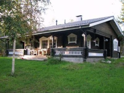 Photo for Vacation home Villa mertala in Karstula - 8 persons, 3 bedrooms