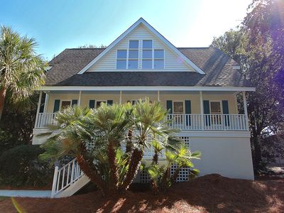 Photo for Hartnett Blvd 3502: 3  BR, 2  BA House in Isle of Palms, Sleeps 8