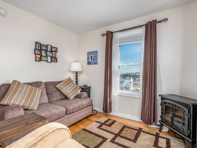 Photo for Ocean View Apartment.  Right in Downtown Old Orchard Beach.  25% Discounts