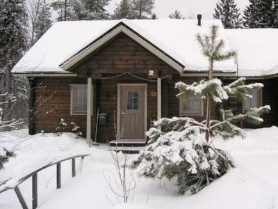 Photo for Vacation home Villa koira nr3  in Sotkamo, Pohjois - Pohjanmaa Kainuu - 6 persons, 2 bedrooms