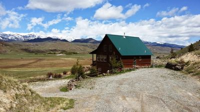 Photo for Elk Cabin  - Fish the Beautiful Yellowstone River, just miles from the Park