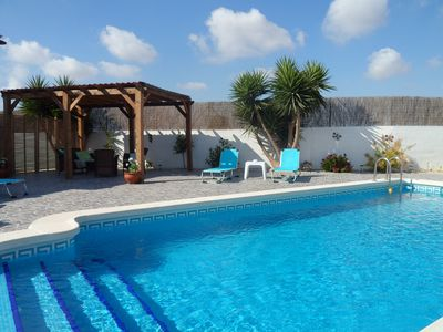Photo for Luxury Detached Villa with Private Pool In Costa Calida