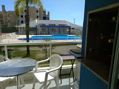 Photo for Excellent beach apartment 20 meters from the beach (Wi-fi + cable TV + Split Air)