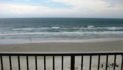 Photo for Great Views - Traffic Free Beach - 2 BR 2 BA - South Point Condominiums 603