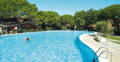 Photo for Holiday apartment in Villaggio Euro Residence Club