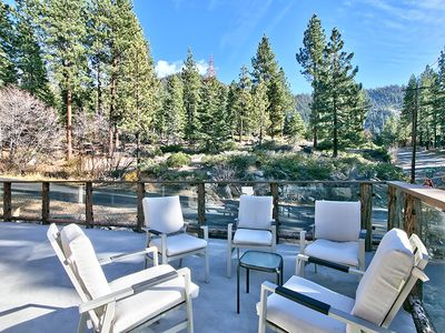 Photo for Crest Heavenly Ski Cabin with Lake Views 4 Bedrooms/5 Bathrooms + Loft Bedroom