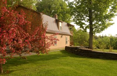 Photo for Private Guesthouse On 400 Scenic Acres- See Our Show Oxen & Try Maple Sugaring!