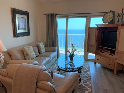 Photo for Crystal Tower 1408 - Beautiful condo with incredible views. Come on down and relax!