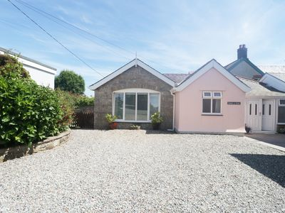 Photo for BWTHYN YR HAFOD, with open fire in Benllech, Ref 951486
