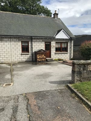 Photo for Delightful highland home in Ballater village
