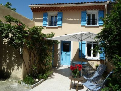 "Photo for Holyday home, ""Provençal"" style in a detached house"