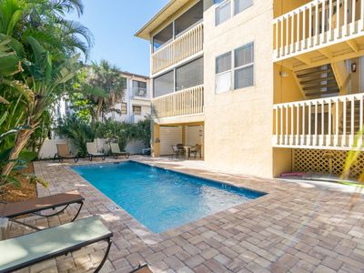 Seacrest Condo 3  2/2 Pool Condo  Near Sugar Sand Beach