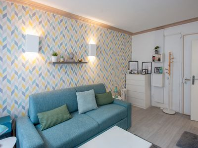 Photo for Charming studio at the foot of Montmartre