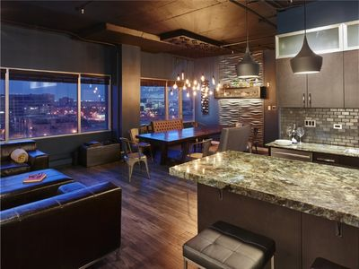 Photo for Luxury 2 bedroom LOFT-Steps from Rogers Place