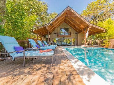 Photo for STAY HERE! Brand New - Luxury Home with Pool in Downtown Austin