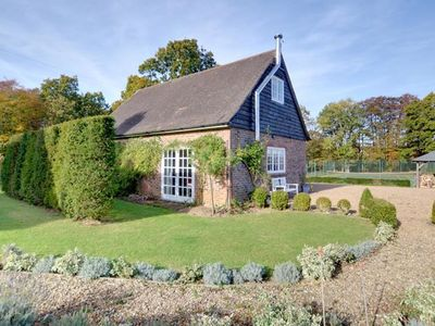 Photo for Rural detached cottage surrounded by green nature