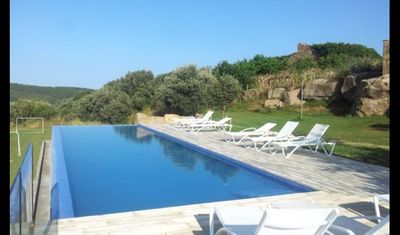 Photo for 7 bedroom Villa, sleeps 20 with Pool, Air Con and FREE WiFi
