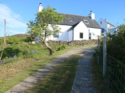 Photo for HALF OF 17, pet friendly, with open fire in Mallaig, Ref 997216