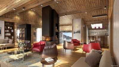 Photo for New luxury chalet in Méribel