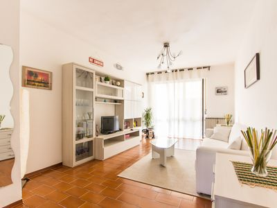 Photo for New ground floor apartment with large garden and private parking