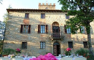 Photo for 5 bedroom Villa, sleeps 12 in Panzano with Pool and WiFi