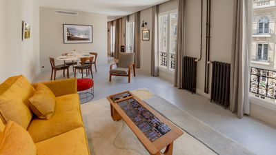 Photo for LUXURY APPARTMENT WITH AC – LOCATED BY THE CHIC HEART OF PARIS VENDOME OPERA
