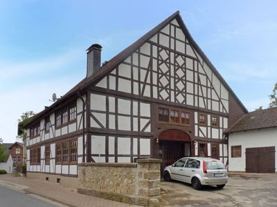 Photo for Vacation home Berghof Hohe/An der Dorfkirche in Hehlen - 11 persons, 6 bedrooms