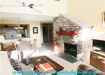 Photo for Huge 3 Bedroom Condo in Skyleaf. Rented by Sugar Mountain Lodging, Inc.