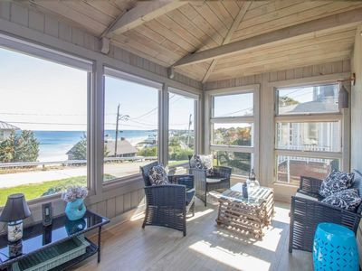 Photo for Stunning Ocean Views & Short Walk to Private Beach