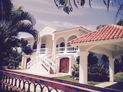 Photo for Breathtaking Villa With Private Pool, Walking Distance To Beach and Downtown
