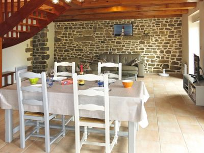 Photo for Vacation home Hoat-Hoedic-Belle-Ile (PHM301) in Plouhinec Morbihan - 6 persons, 3 bedrooms