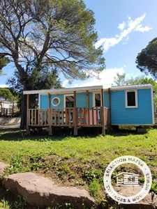 Photo for Camping Le Fréjus *** - Maeva Camping - Mobile Home 4 Rooms 6 People