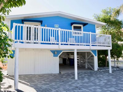 Photo for The Dolphin Cottage at the Cottages of Paradise Point - Gulfside 2bd/1ba North End