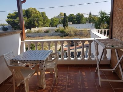 Photo for Best Value Apartment in Villa with Terrace, Air Cond.,Garden, Parking, Barbecue