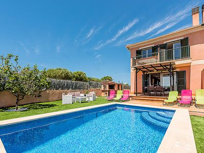 Photo for Vacation home Casa Liszt  in Cala Pí, Mallorca - 6 persons, 3 bedrooms