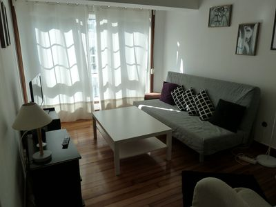 Photo for Spacious, bright, comfortable and centrally located apartment.