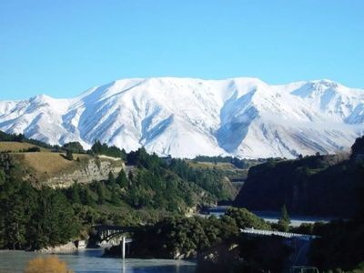 Photo for Mt Hutt Chalet with stunning views