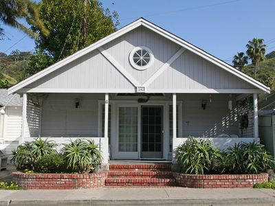Photo for Classic Catalina Home, Vaulted Ceilings, Front Porch